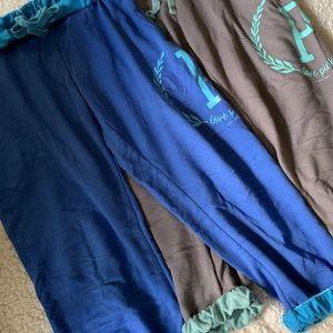 2 pair of Victoria's Secret PINK SweatPants